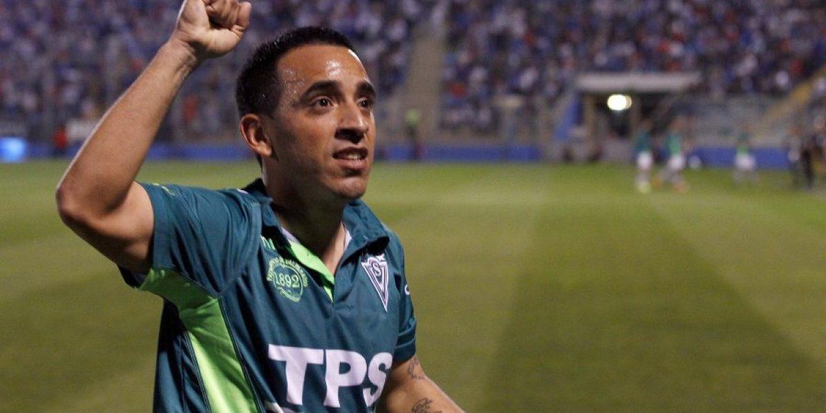 Jorge Luna podría dejar Santiago Wanderers para partir a Ecuador