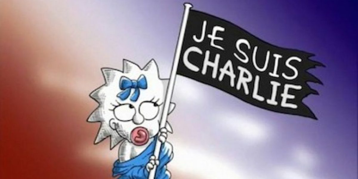 VIDEO: Los Simpson se suman al grito #JeSuisCharlie