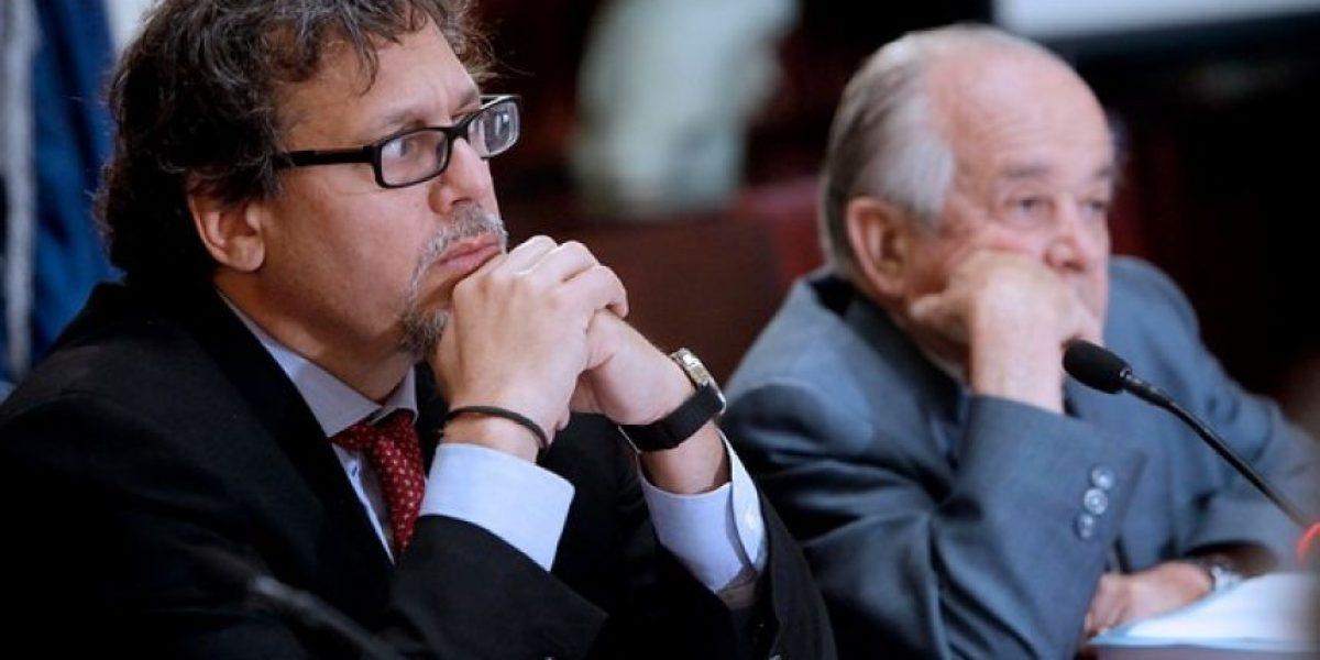 Rossi se reintegró como presidente de la comisión del Senado que vota la reforma educacional