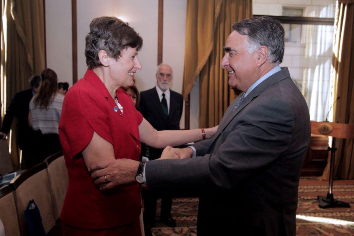 Foto:Gentileza Ministerio de Relaciones Exteriores. Imagen Por:
