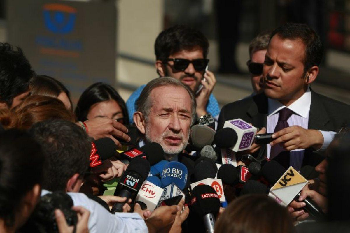 Jovino Novoa Foto:Agencia Uno. Imagen Por: