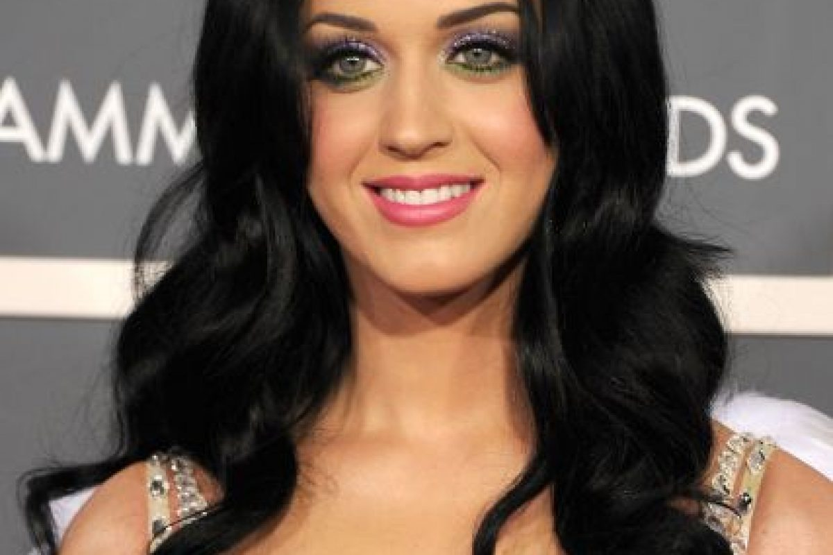 Katy Perry-Ocupó el noveno lugar. Foto:Getty. Imagen Por: