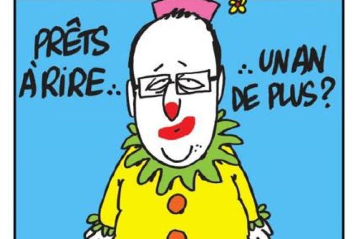 Foto:Facebook: Charlie Hebdo. Imagen Por: