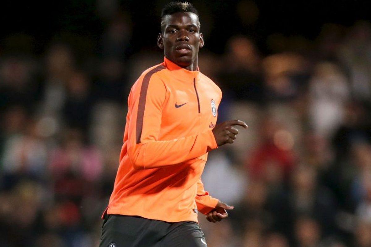 Actualmente milita en la Juventus de Turín Foto:Getty. Imagen Por: