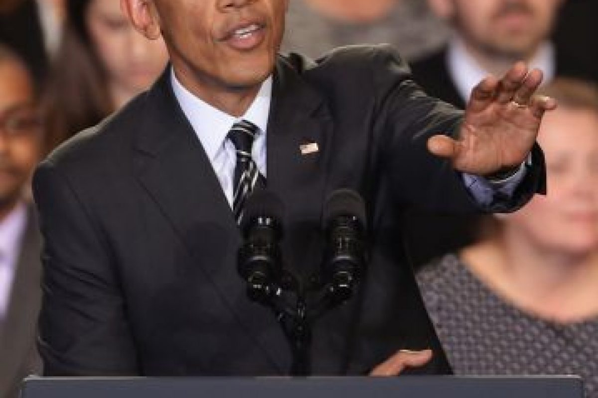 4. El nuevo plan de Obama ahorraría a cada estudiante un promedio de tres mil 800 dólares al año. Foto:Getty. Imagen Por: