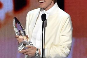 Ellen DeGeneres- Ocupó el quinto lugar. Foto:Getty. Imagen Por: