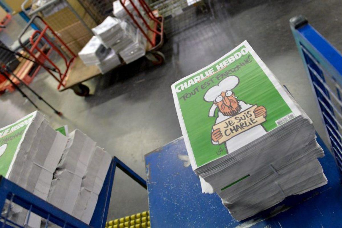La mayor parte de los quioscos se quedaron sin ejemplares. Foto:Getty Images. Imagen Por: