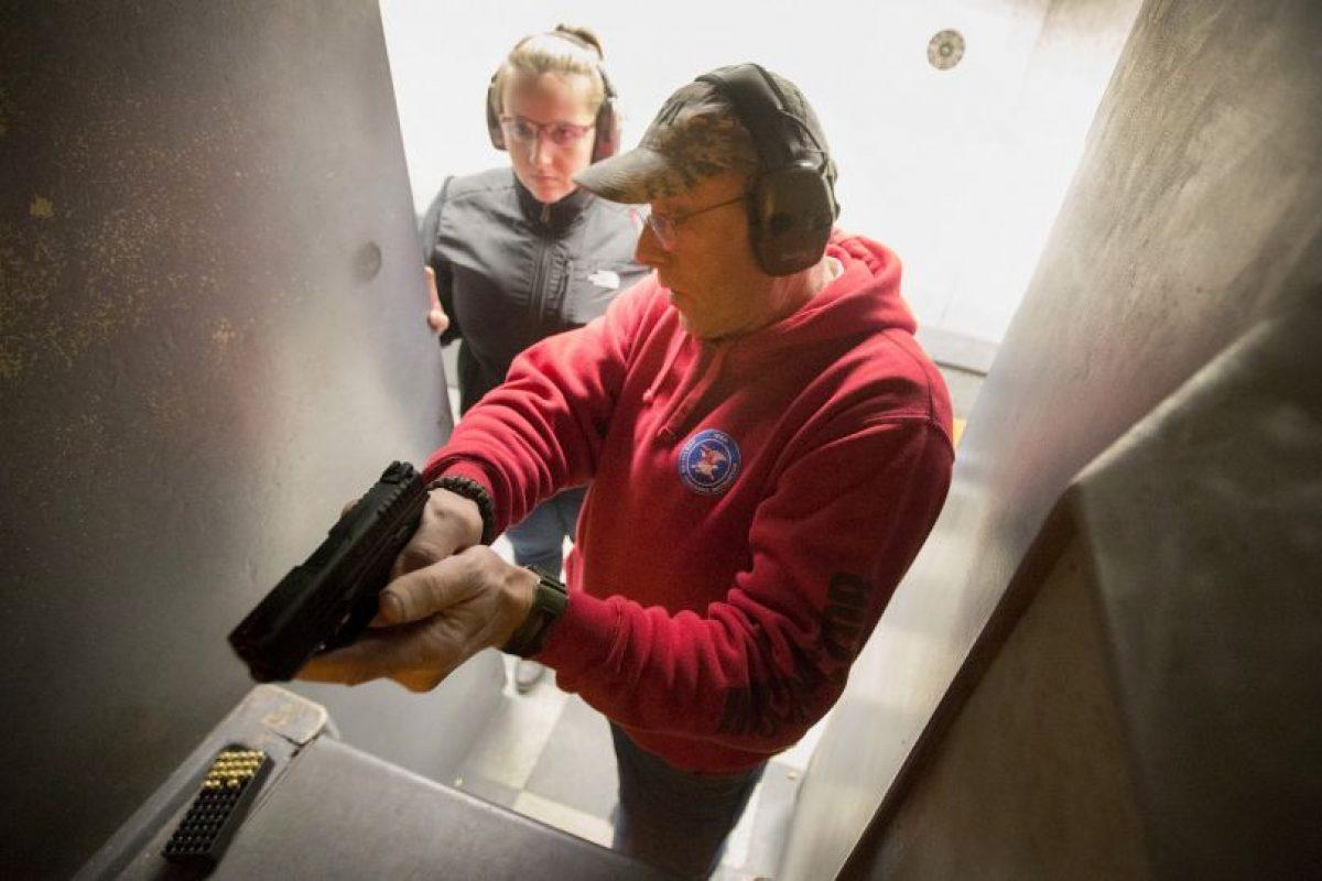 El Salvador: el 50% de las armas provienen de Estados Unidos Foto:Getty Images. Imagen Por: