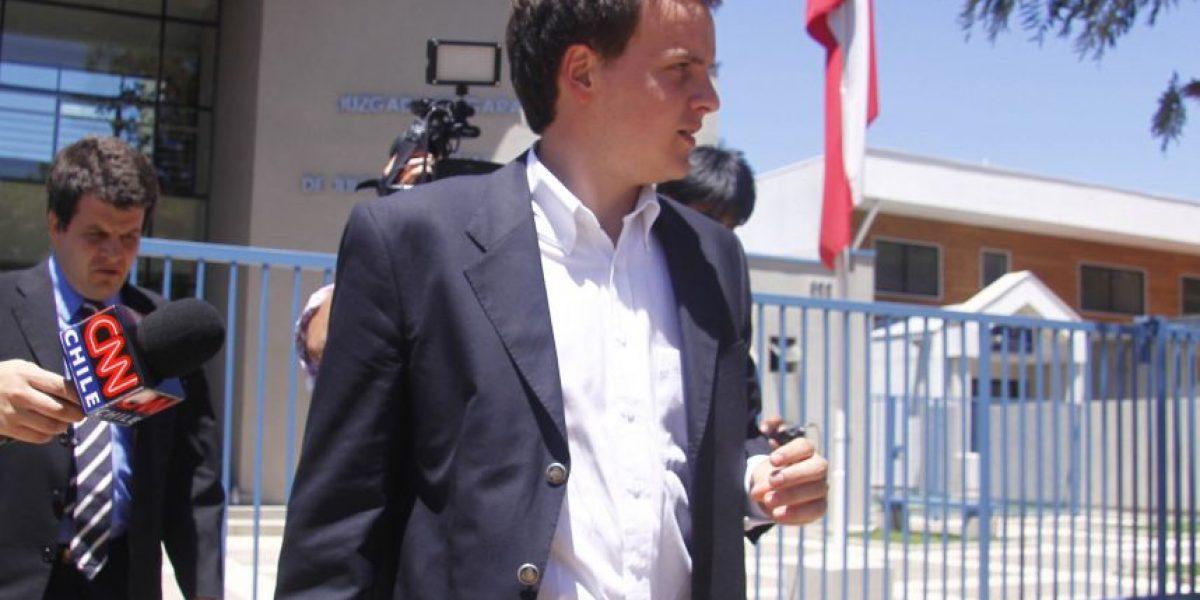 Declaran admisible recurso de queja que busca anular segundo juicio contra Martín Larraín