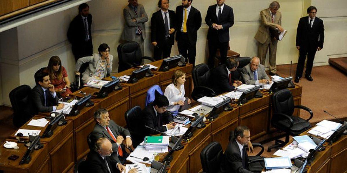 21 horas demoró el senado en aprobar el fin al sistema binominal