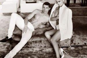 La pareja presumía su amor en la revista de moda. Foto:instagram.com/irinashayk. Imagen Por: