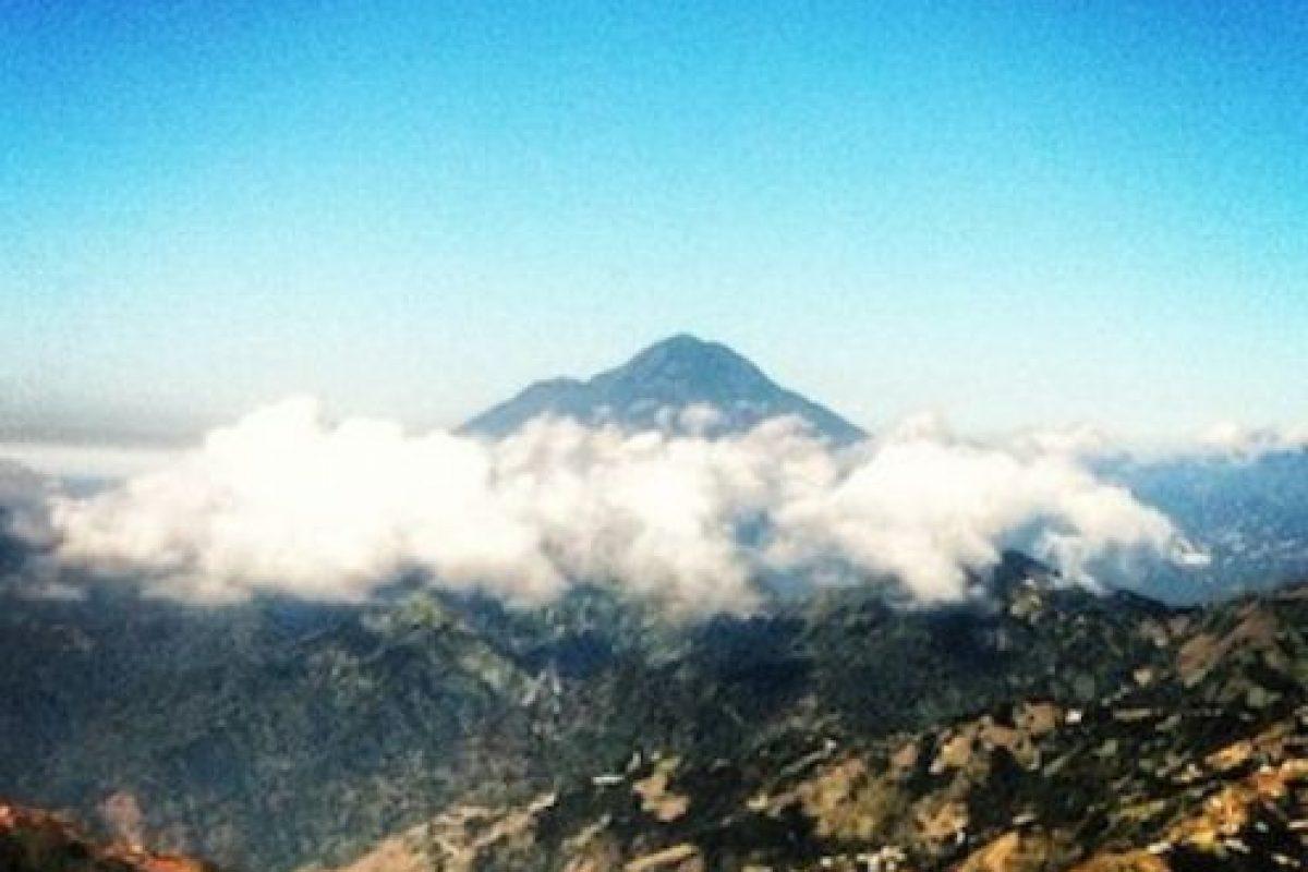 Ubicado en los límites entre Guatemala y México, es el segundo pico guatemalteco más alto. Foto:instagram.com/luisxelaju. Imagen Por: