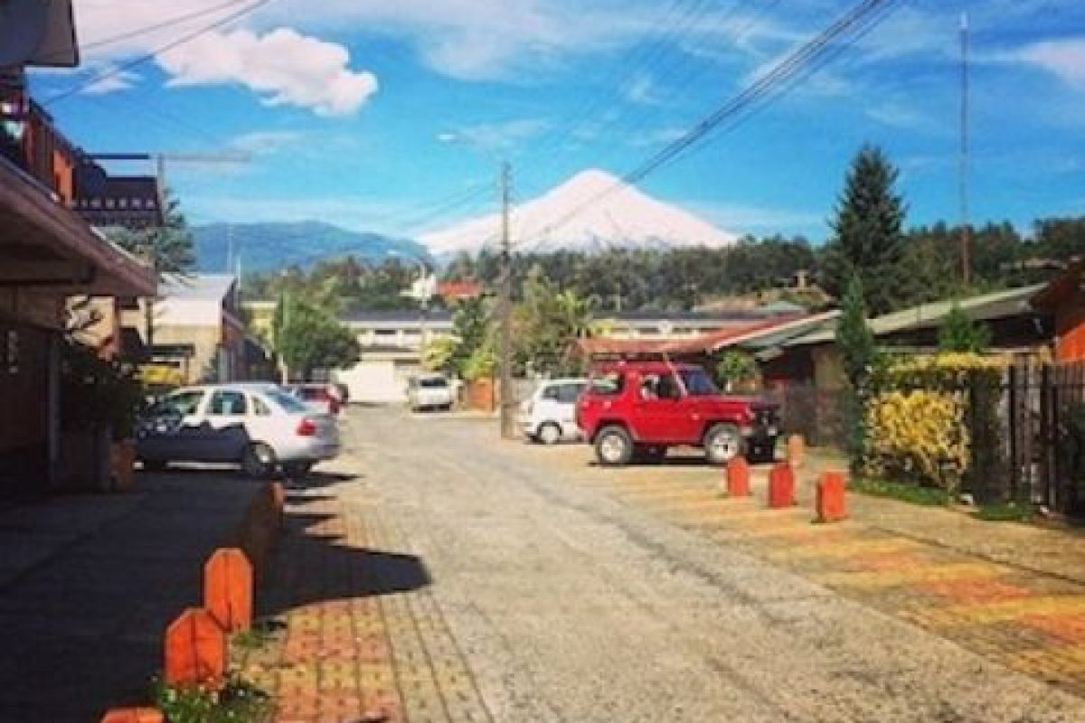 Villarrica, Chile. Foto:instagram.com/reelwicked. Imagen Por: