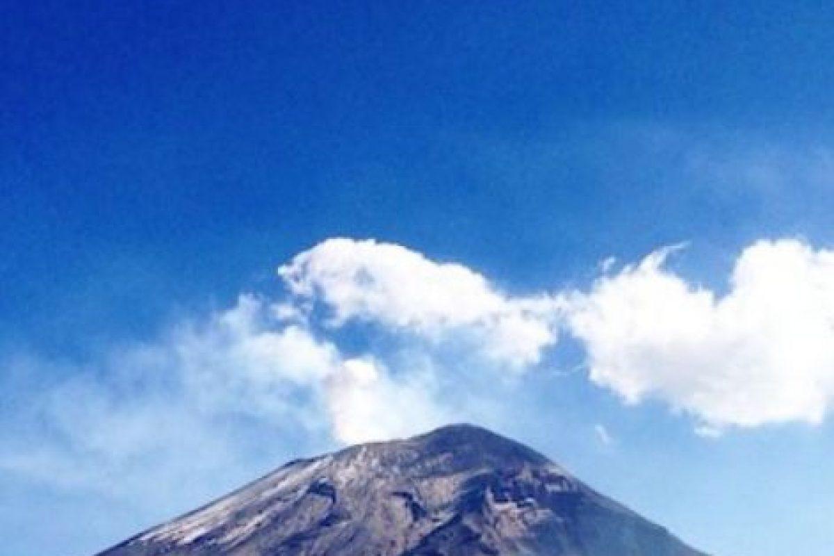 Su actividad es moderada, pero constante. Su última erupción significativa se presentó en 1986. Foto:instagram.com/lfdelrio. Imagen Por:
