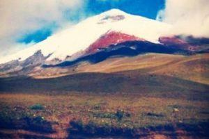 Con más de 5 mil metros sobre el nivel del mar, se encuentra a 32 kilómetros de la capital, Quito. Foto:instagram.com/diegolopez08. Imagen Por:
