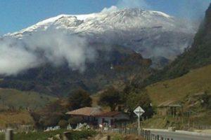 Nevado del Ruiz, Colombia. Foto:instagram.com/andrezgr7. Imagen Por: