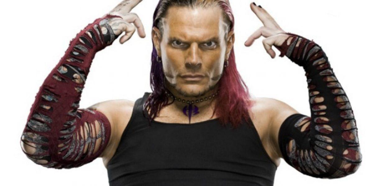 Video: ¡Se salvó de milagro! La grave lesión del luchador Jeff Hardy
