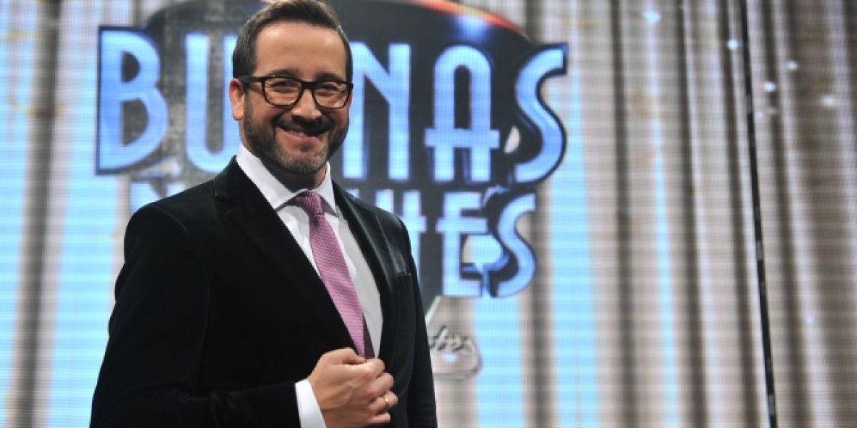 Eduardo Fuentes tiene nuevo proyecto prime en Canal 13