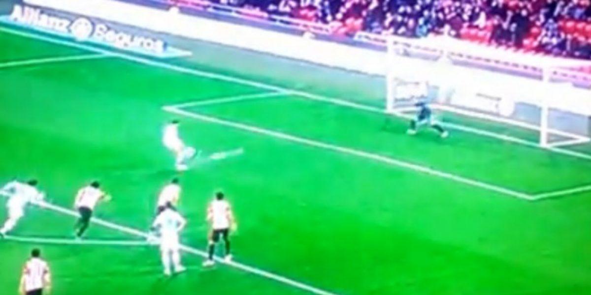 Gol de Fabián Orellana no bastó para clasificar a Celta a los cuartos de Copa del Rey