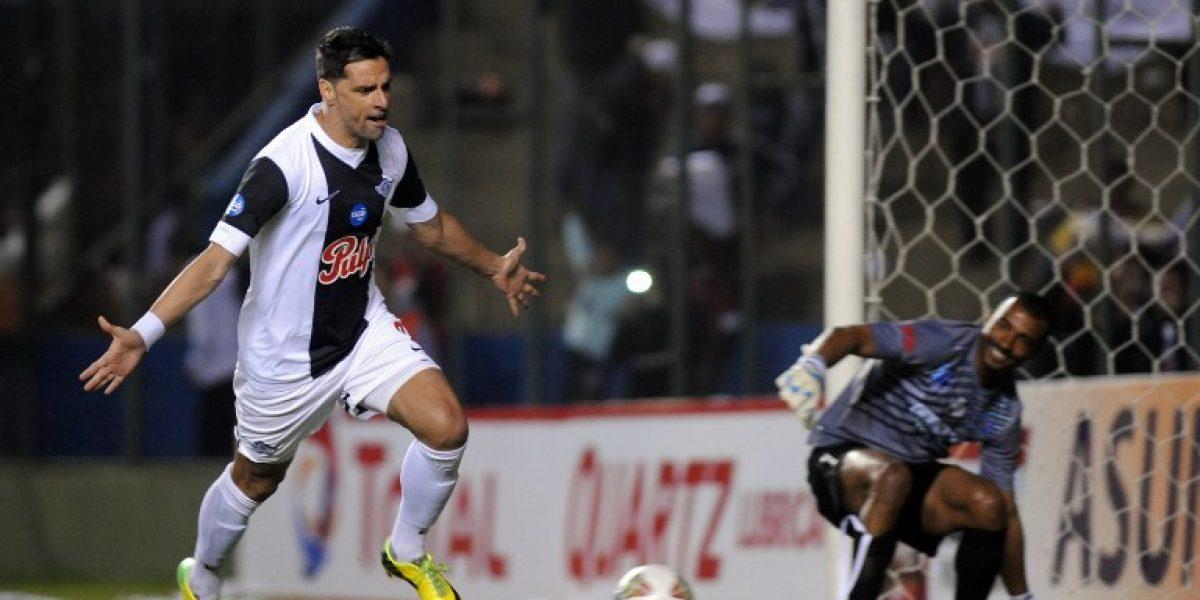 Ex delantero de Colo Colo se nacionalizará paraguayo