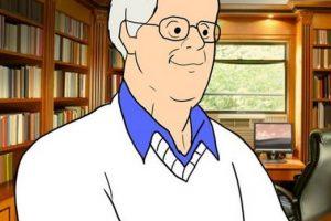 """Después de los """"años de misterio"""", Fred regresó a la universidad y se convirtió en un asesor financiero. Votó a favor de Mitt Romney y su hija tenía un problema de drogas por un tiempo (pero ella está bien ahora) Foto:Dan Meth, Buzzfeed. Imagen Por:"""