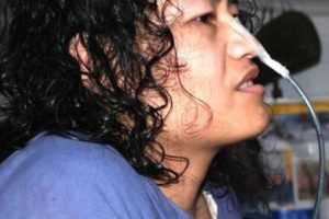 Lleva más de 14 años en huelga de hambre. Foto:Vía Facebook.com/irom.c.sharmila. Imagen Por: