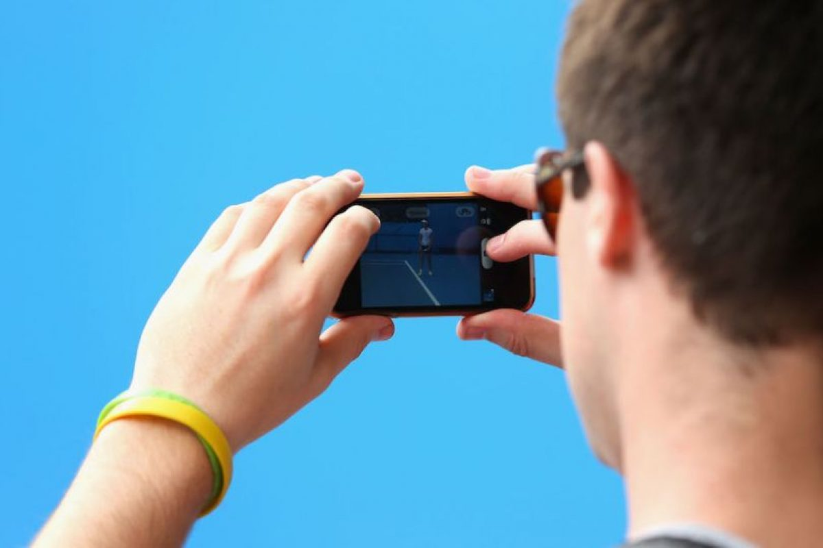 Para sacar las mejores fotos les recomendamos apps especializadas. Foto:Getty Images. Imagen Por: