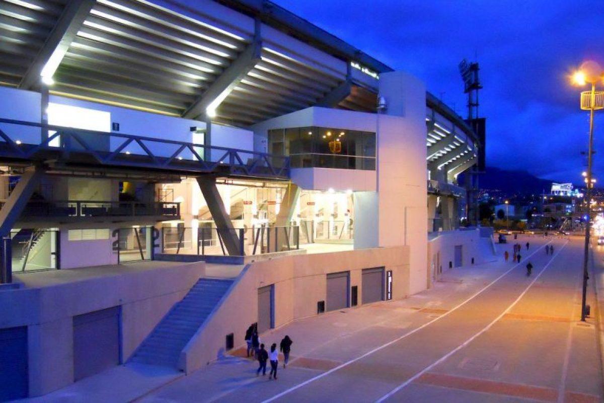 El nombre de Nemesio Camacho viene del padre de Luis Camacho, quien donó su terreno llamado El Campín para la construcción del estadio, en 1938. Foto:Wikipedia. Imagen Por: