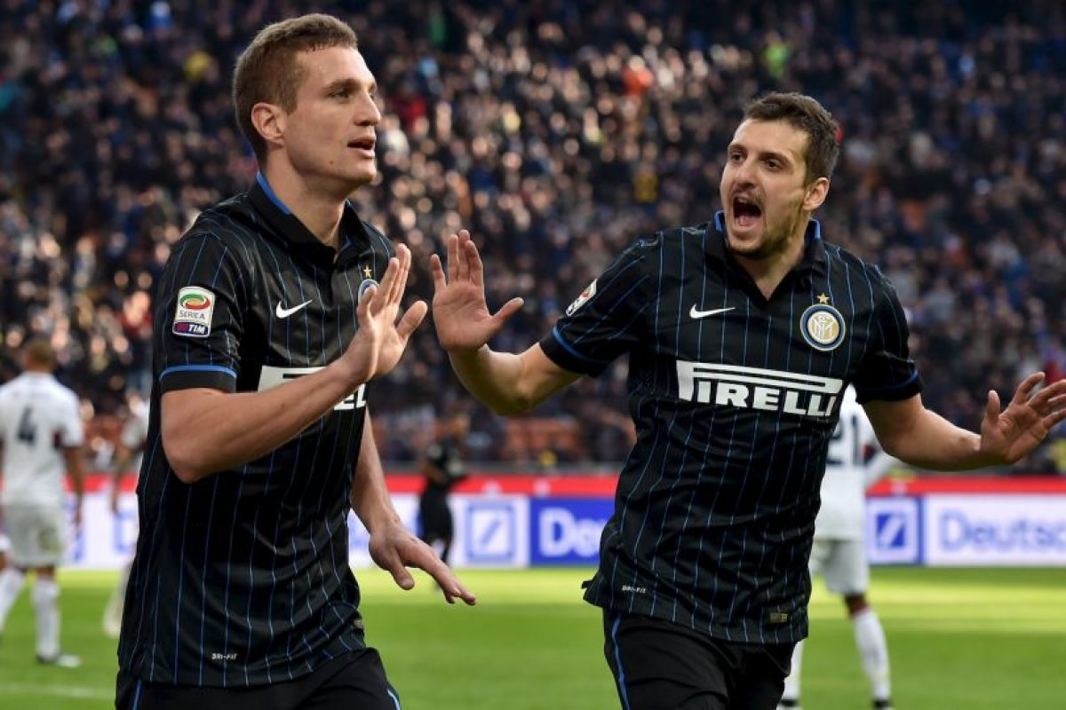 Giuseppe Meazza de Inter de Milán Foto:Getty. Imagen Por: