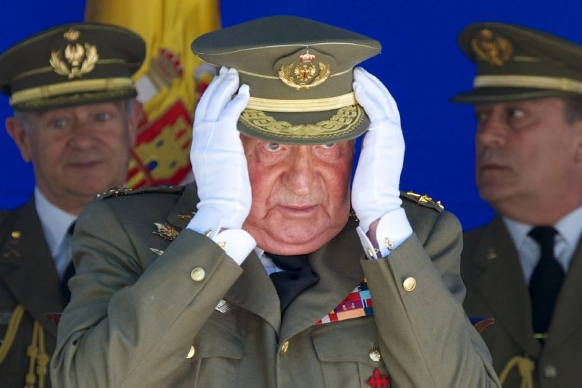El Rey envuelto en otro escándalo. Foto:Getty Images. Imagen Por: