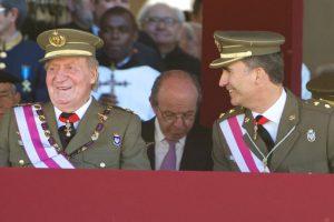 El rey sigue asistiendo a algunos eventos. Foto:Getty Images. Imagen Por: