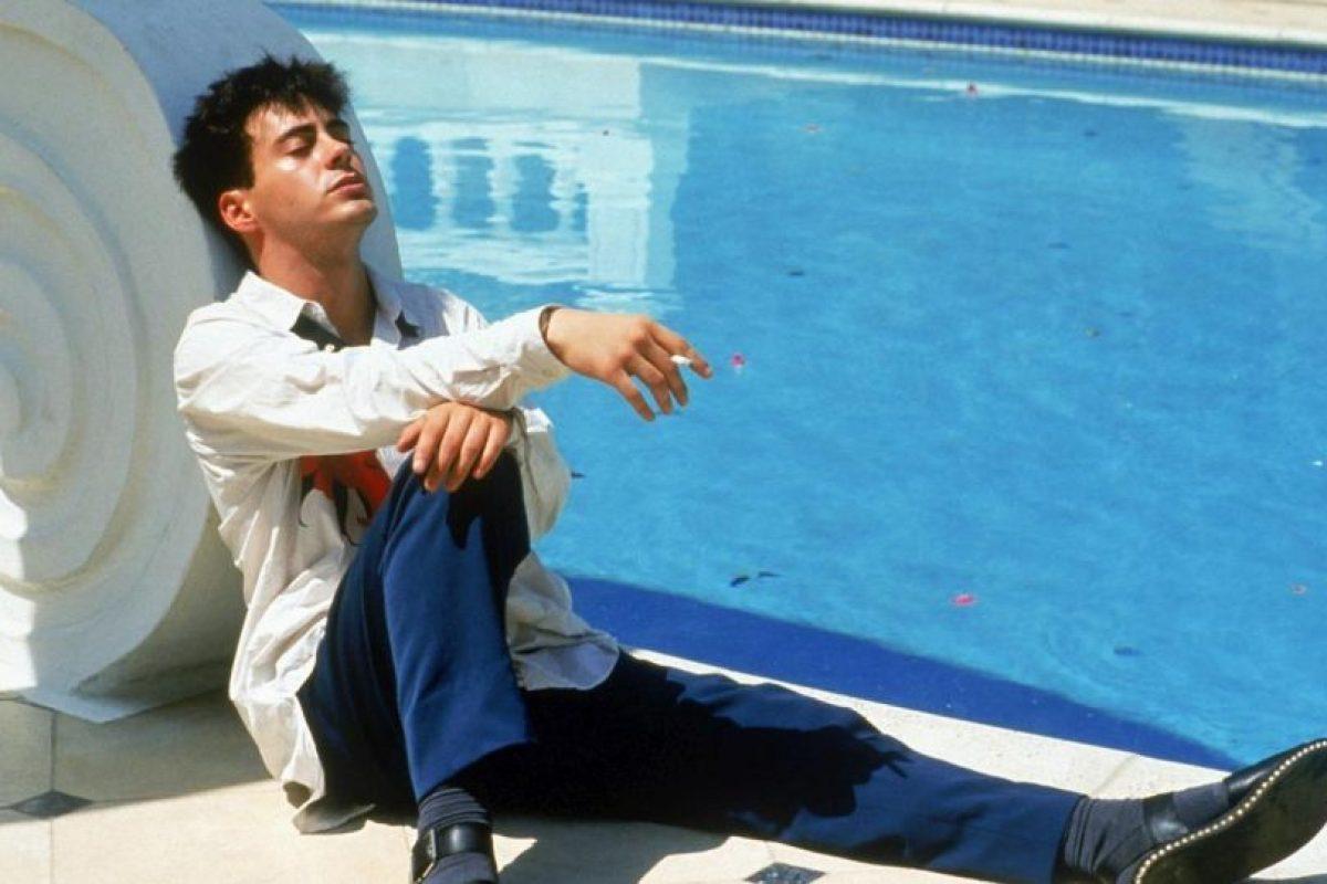 1987 Foto:Facebook/Robert Downey Jr.. Imagen Por: