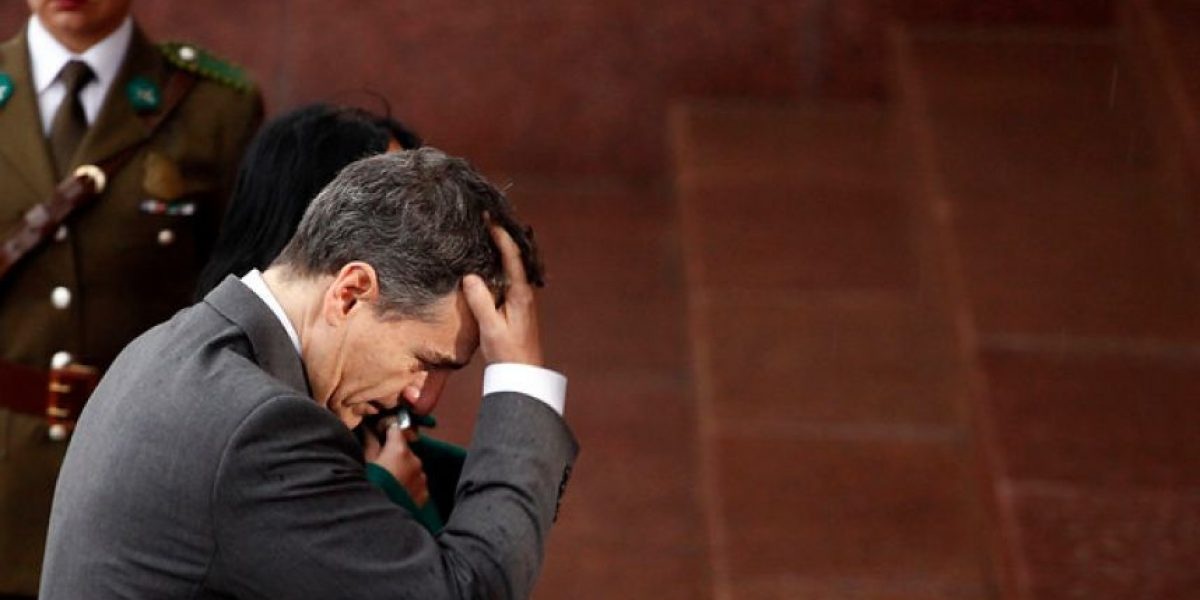 Penta: Andrés Velasco declarará en calidad de imputado este jueves en la Fiscalía