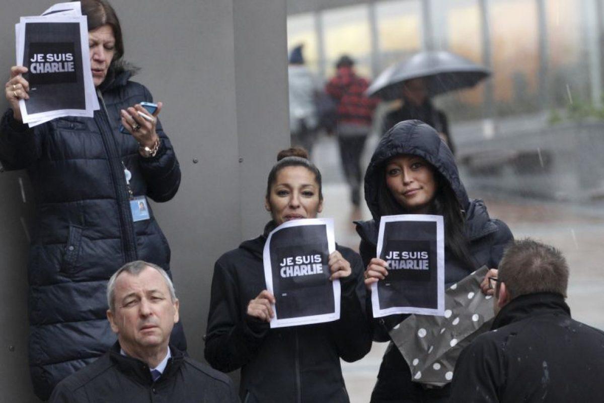 Los belgas se sumaron al clamor mundial. Foto:AP. Imagen Por: