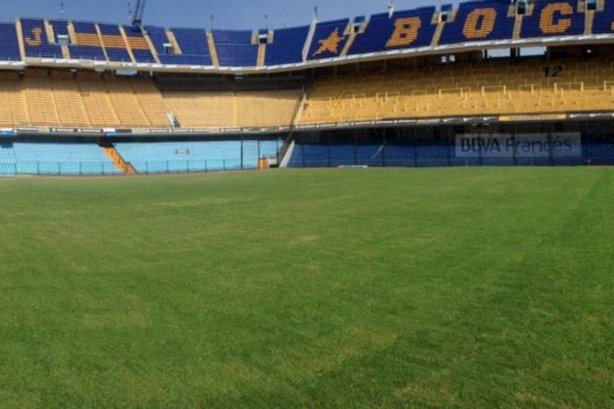La Bombonera de Boca Juniors Foto:Wikipedia. Imagen Por: