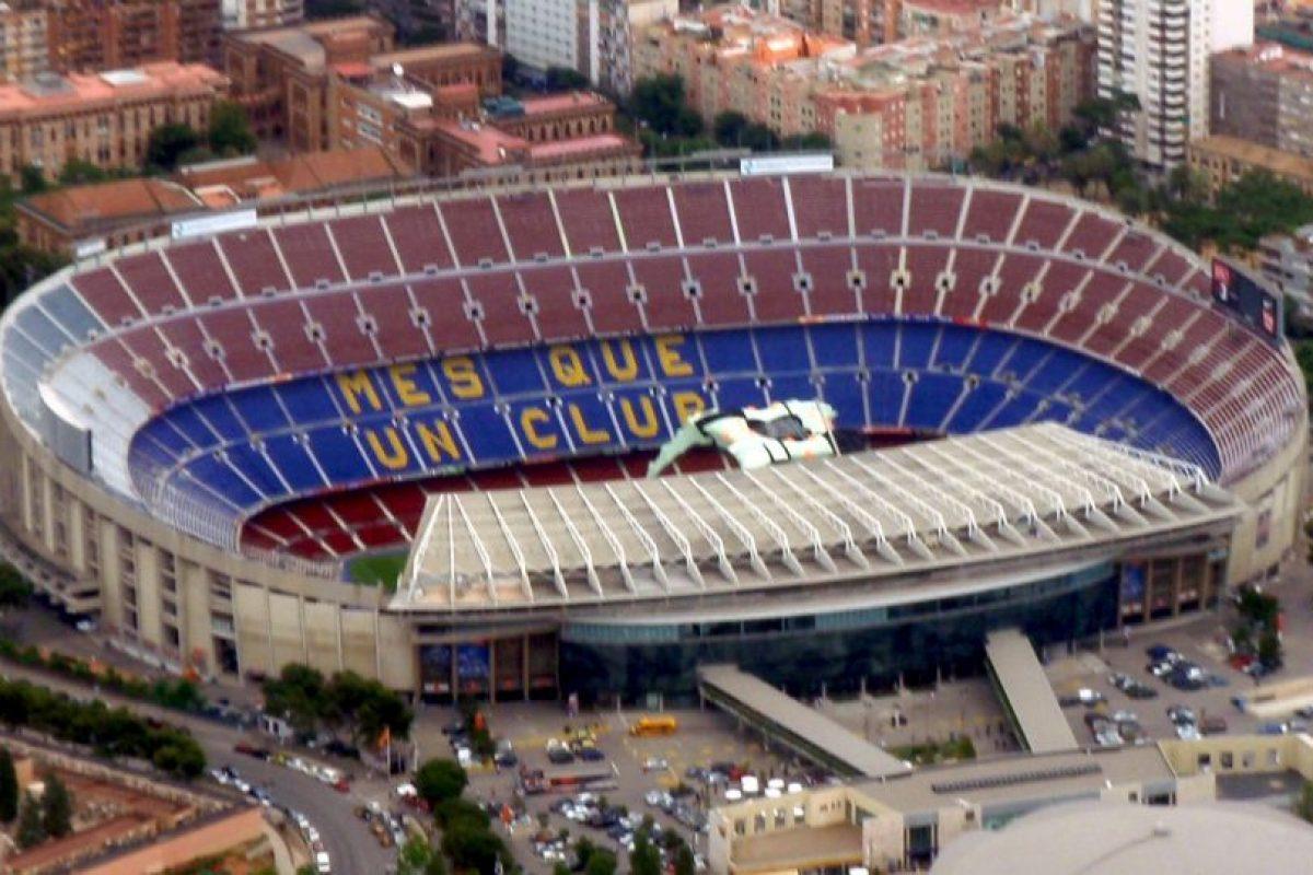 Camp Nou del Barcelona de España: En un inicio los directivos culés le pusieron el nombre de Estadio del Club de Fútbol Barcelona. Foto:Wikipedia. Imagen Por: