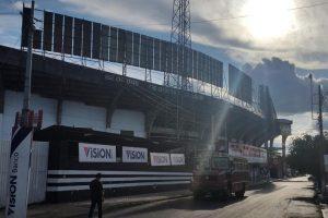 Defensores del Chaco de Paraguay: Fue creado bajo el nombre de Estadio de la Liga en 1917. Foto:Twitter. Imagen Por: