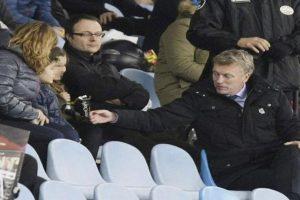 El entrenador de la Real Sociedad vio el partido de la tribuna. Foto:Twitter. Imagen Por: