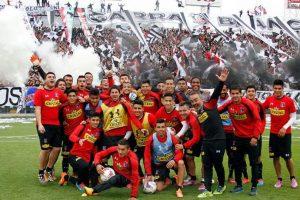 Arellano fue futbolista y miembro fundador del club chileno. Foto:Getty. Imagen Por: