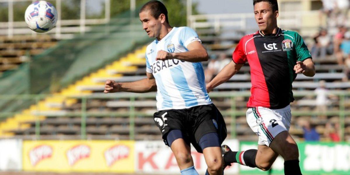 Goleador de la B aparece en el horizonte de Santiago Wanderers