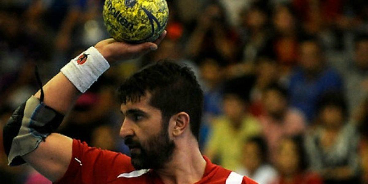 Hándbol: La Roja buscará su primer triunfo comandada por un Marco Oneto
