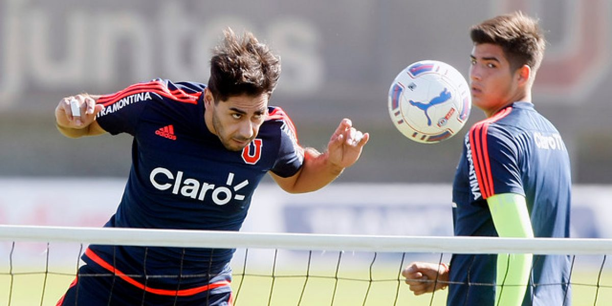 Polémica abierta: Johnny Herrera le respondió de vuelta a Emiliano Vecchio