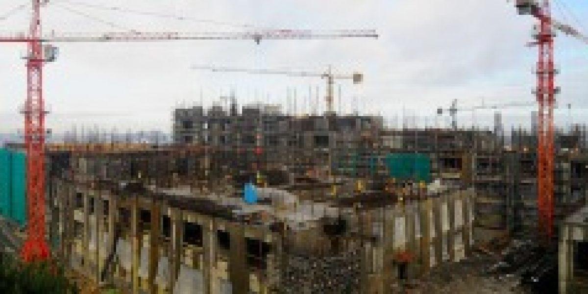 Actividad de la construcción vuelve a caer en noviembre por sexto mes consecutivo