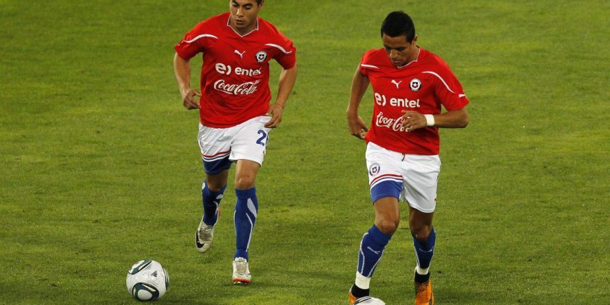 Vargas y Alexis aparecen en la lista de los máximos goleadores en 2014