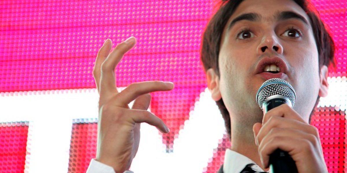 La Red oficializa la llegada de Ignacio Franzani a