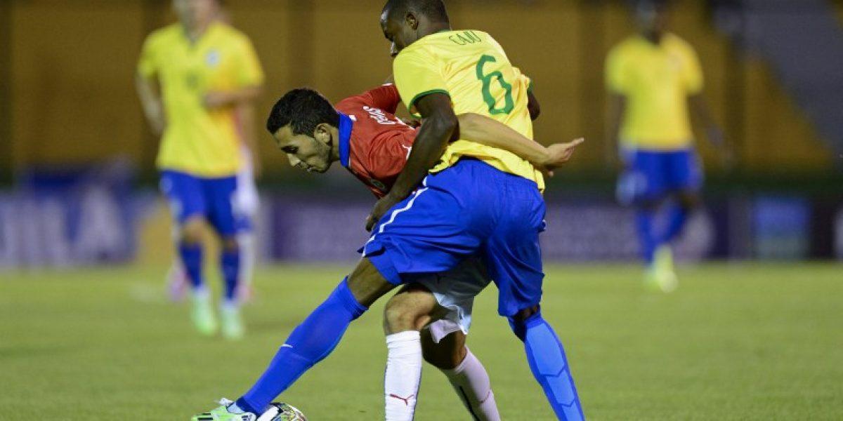 Chile terminó luchando ante Brasil, pero como casi siempre sucumbió