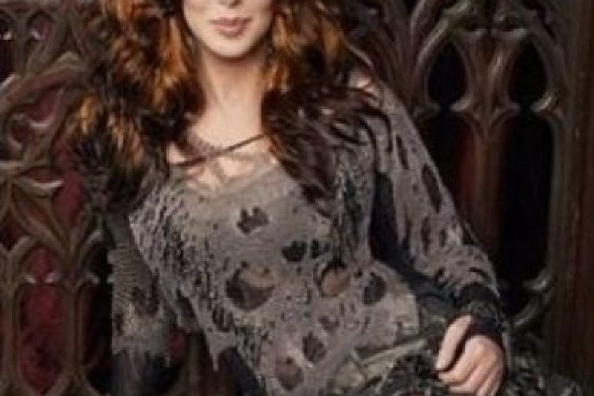 No. Y Cher no se ve así. Foto:Oddee. Imagen Por: