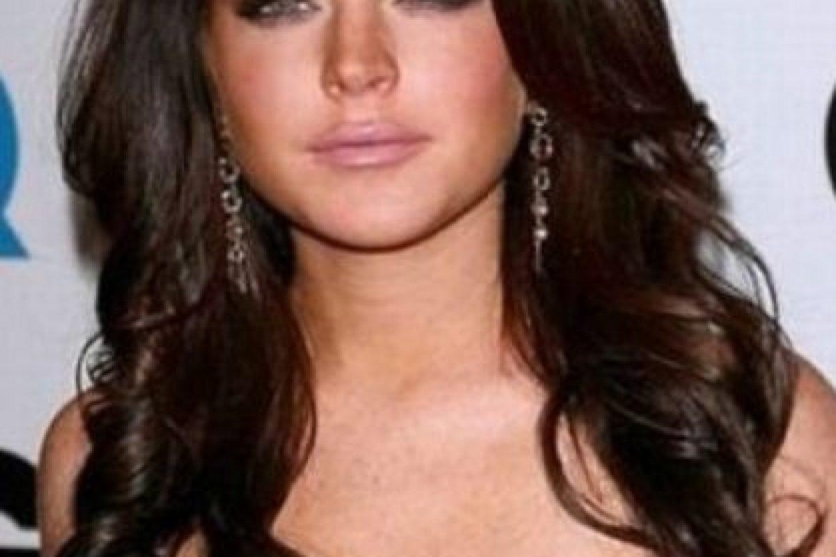 "Lindsay Lohan. ""Igualitas"". Foto:Getty Images. Imagen Por:"