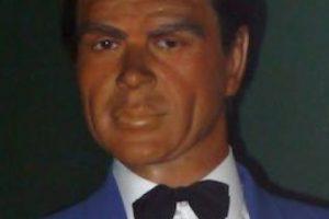 """""""Señor Bronceado"""" ¿quién eres? Foto:Albanpix. Imagen Por:"""