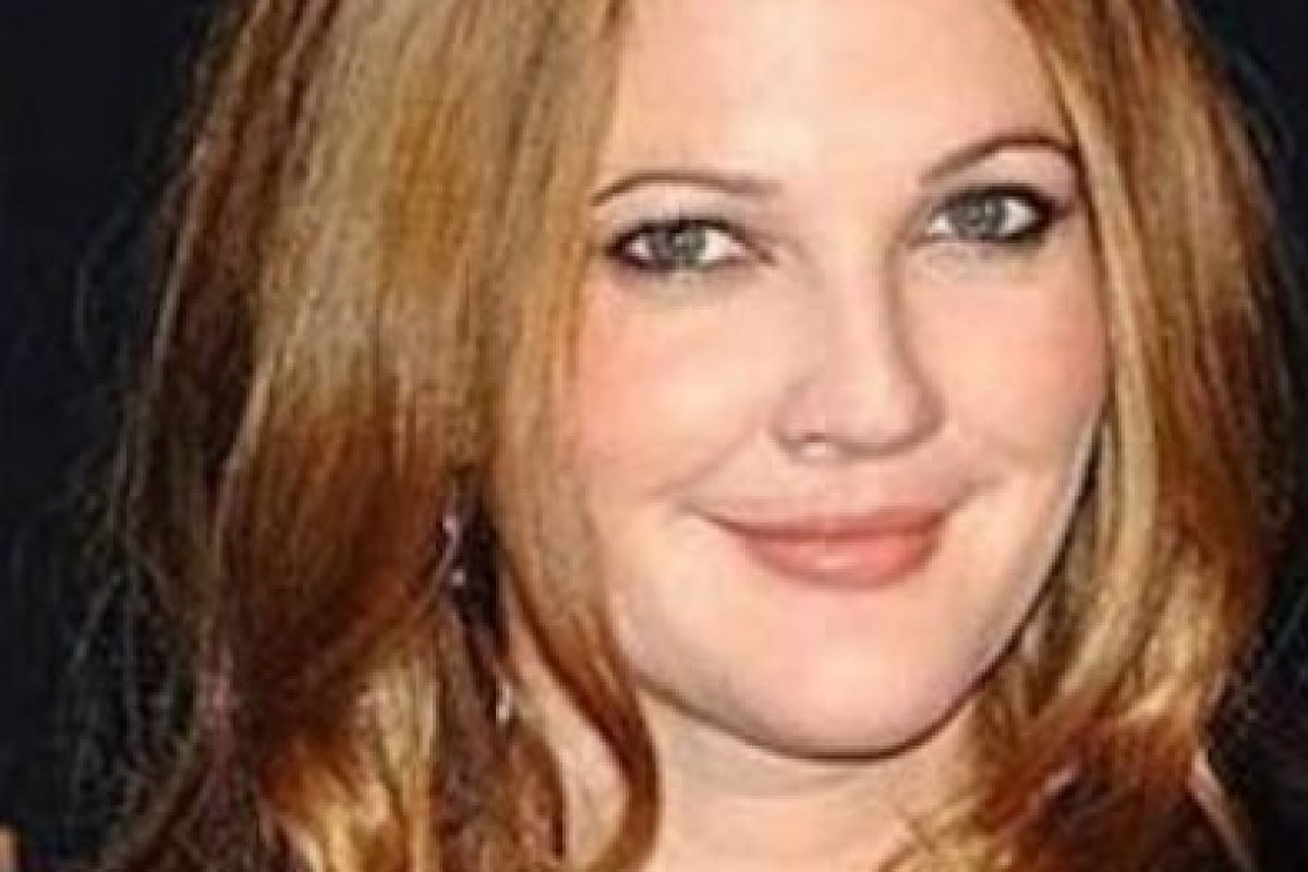 No, solo es Drew Barrymore. Foto: Getty Images. Imagen Por: